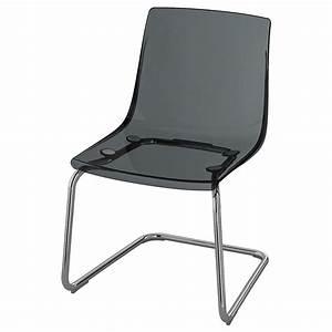 Ikea Stuhl Durchsichtig : tobias stuhl grau verchromt ikea deutschland ~ A.2002-acura-tl-radio.info Haus und Dekorationen