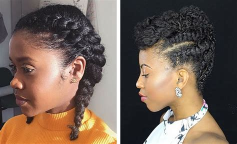 Flat Twist Hairstyles by 21 Gorgeous Flat Twist Hairstyles Stayglam