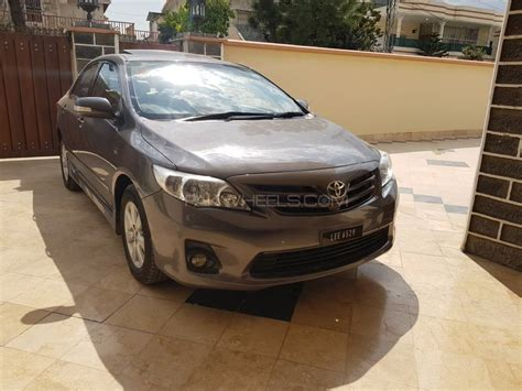 toyota corolla altis sr 1 6 2012 for sale in islamabad pakwheels