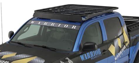 warrior roof rack warrior tacoma platform roof rack 05 16 4860 673 14
