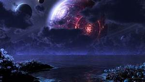 Alien Civilization Planet Landscape Hi Res Wallpaper Alien ...