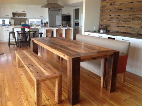 Schoene Ideen Fuer Esstisch Mit Stuehlenfabulous Solid Wood Dining Table Modern Woden Brown Color Design by Modernes Esssofa Gem 252 Tlichkeit Und Komfort Im Esszimmer