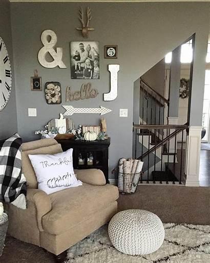 Rustic Living Wall Decor Designs Charming