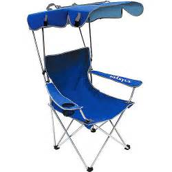 kelsyus original canopy chair blue walmart com