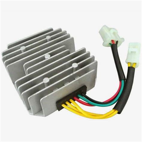 motorcycle regulator rectifier tester circuit homemade circuit projects