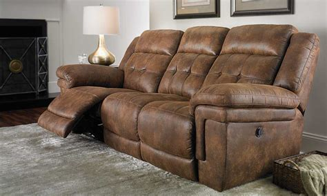 Motorized Recliner Sofa by Furniture Amazing Power Reclining Sofa Give You Maximum