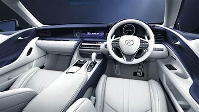 Lexus Lc Interior Convertible 500 5k Wallpapers