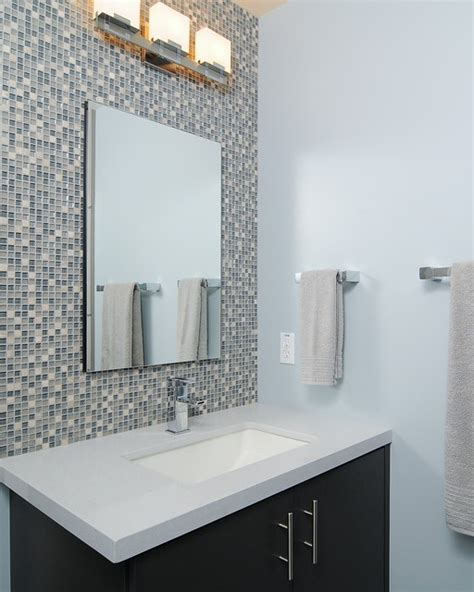 bathroom mosaic tile ideas 31 ideas of using mosaic tile around bathroom mirror
