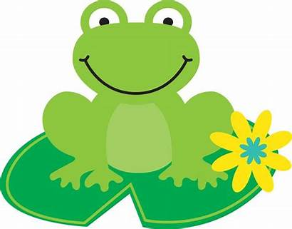 Pond Clipart Frogs Frog Clip Toad Minus
