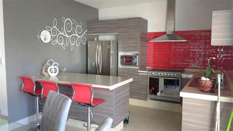 cozinhas modernas  ilha  casas pequenas