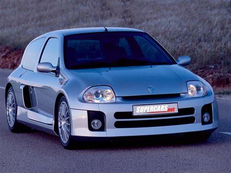 Renault Sport Clio V6 by 2001 Renault Clio Sport V6 Renault Supercars Net