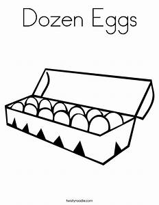 cooking a egg coloring pages