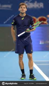 David goffin's official facebook page. Tennisser David Goffin - Redactionele stockfoto © Belish ...