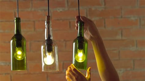 bottle l diy diy how to make wine bottle pendant lights livin spaces