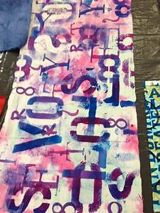 79 best images about kemshall laura and linda on pinterest With printing letters on fabric