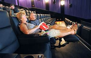 Just Like Home  Reclining Seats New To Tinseltown At The