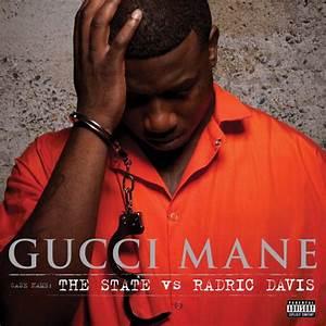 Gucci Mane The State Vs Radric Davis Album Cover