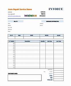 blank invoice form samples 8 free documents in word pdf With priority documents credit repair