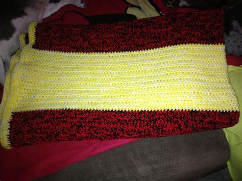 manchester united colors manchester united colors crochet blanket my creations