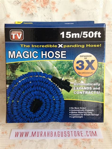 Jual Selang Air Elastis jual selang air fleksibel elastis magic hose 15meter