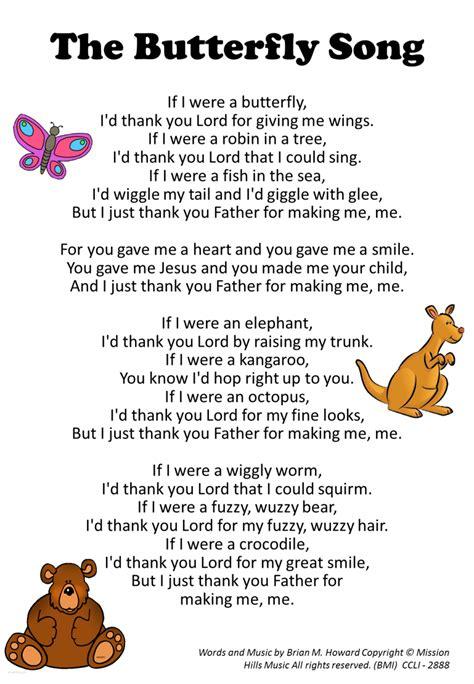 caterpillar song preschool holy jesmond church songs 395