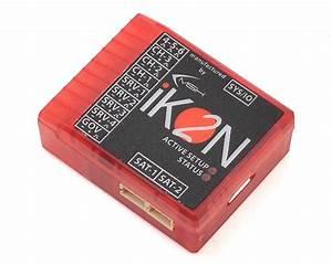 Ikon Electronics Ikon2 Flybarless System  Ikn2001