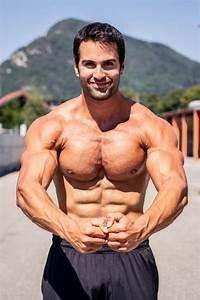 Programme De Prise De Muscle Complet  Di U00e8te Et Entrainement