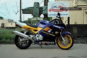 1998 Honda Cbr 600 F3 Smoking Joe