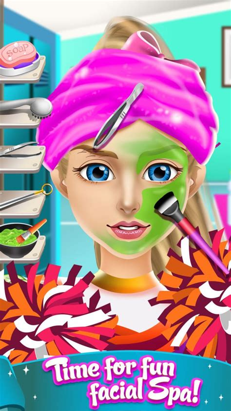 Kids Salon Spa Makeover Games Girls and Boys Cheats and ...