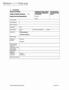 protocol synopsis template 28 images protocol synopsis With clinical trial template