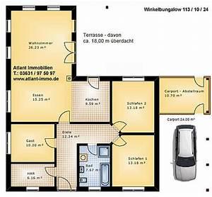Kosten Dachausbau 80 Qm : grundriss winkelbungalow 100 qm ~ Frokenaadalensverden.com Haus und Dekorationen