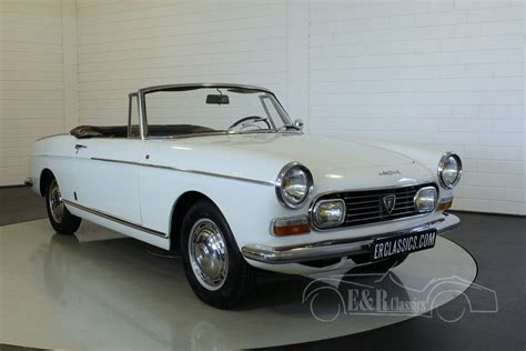 Peugeot 404 For Sale by Peugeot 404 Cabriolet 1967 For Sale At Erclassics