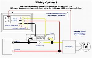 Shunt Wiring Diagram