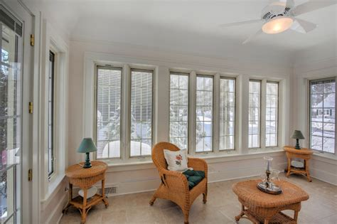 Replacement Sunroom Windows by Sunroom Window Replacement Traditional Porch Grand