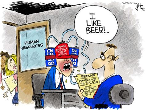 I Like Beer ( Cartoon, Column and Video) - The Moderate Voice
