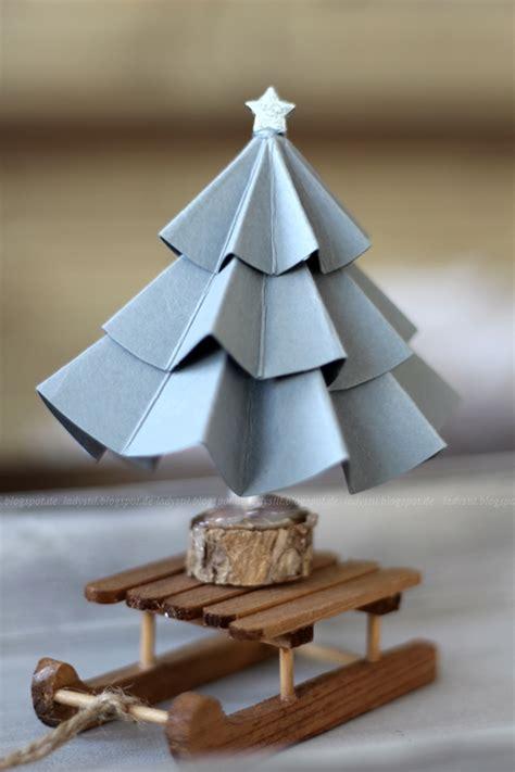 diy tannenbaum aus pappe papier weihnachtsb 228 ume basteln