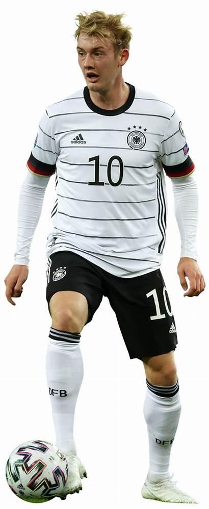 Brandt Julian Render Football Germany Footyrenders