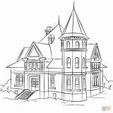 Coloring Pages Victorian Popular Printable sketch template