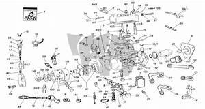 Cav Lucas Delphi Dpa Diesel Pump Overhaul Kit Rebuild