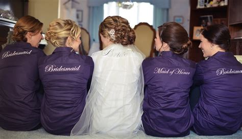 Button Down Shirts Bridal Party