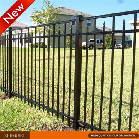 wrought iron fence price wholesale price garden wrought iron fencing panels buy garden wrought iron fencing fence