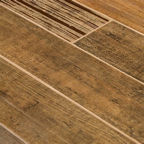 barrique series brun wood plank porcelain tile