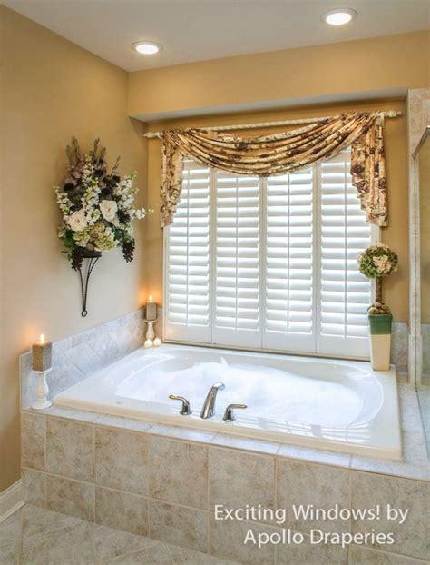 bath drapes best 25 bathroom window curtains ideas on