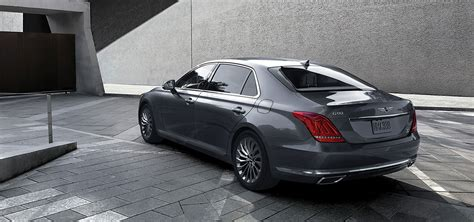 Genesis Car G90 by Genesis G90 Luxury Car At An Affordable Price The