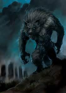 Night Werewolf by zoppy on DeviantArt