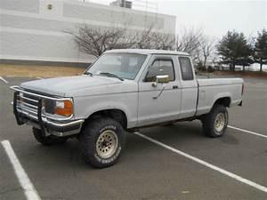 1989 Ford Ranger Xlt Extended Cab Pickup 2