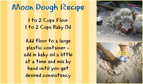 how to make dough moon dough recipe busy kids are happy kids a spotted pony