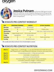 Bikini Competition Workout Plan Pdf