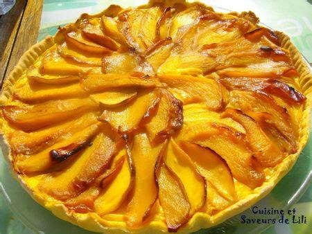 cuisine guyanaise recette tarte à la mangue cuisine et saveurs de lili