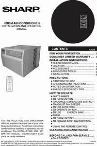 Sharp Air Conditioner Af